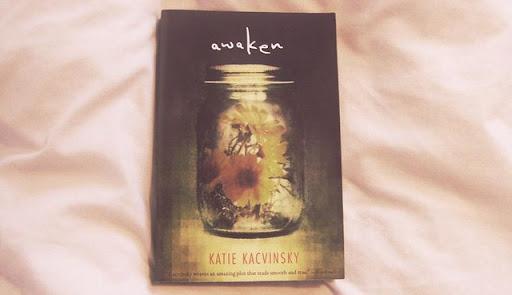 Awaken by Katie Kacvinsky book review on Blogger's Bookshelf