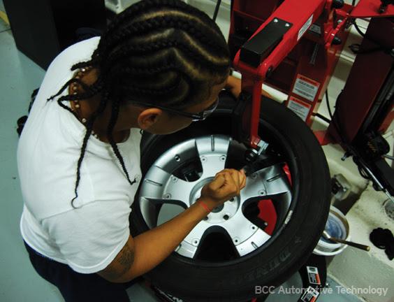 Automotive Technology AAS - Bronx Community College