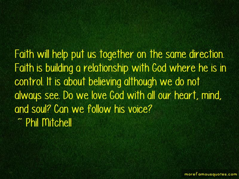 Quotes About Building A Relationship With God Top 5 Building A