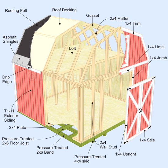 james  20 x 10 garden shed ideas