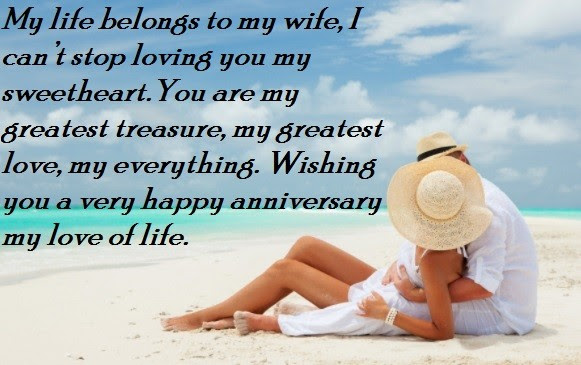 Anniversary Quotes For My Wife