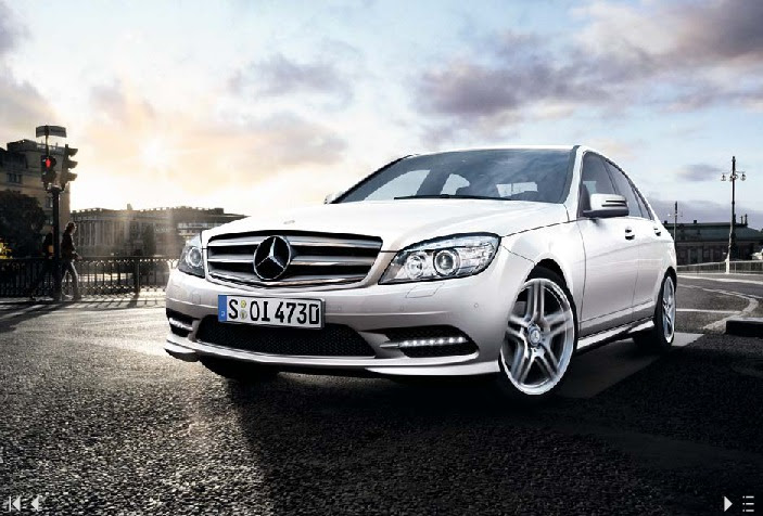2011 Mercedes-Benz C-Class C200 C220 CDI C250 CDI C350 CDI ...