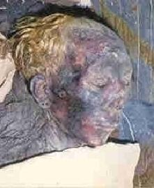 I Luv Sa Egyptian Mummies With Blond Brown And Red Hair