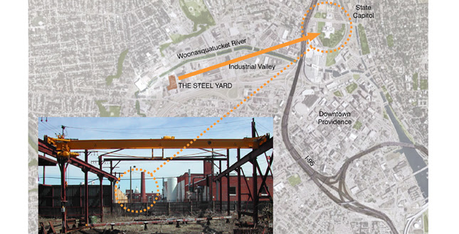 ASLA 2011 Professional Awards | The Steel Yard