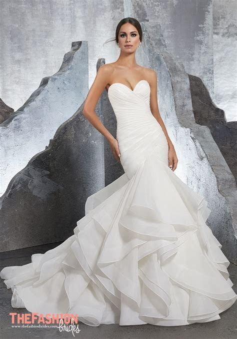 Blu by Mori Lee 2018 Spring Bridal Collection   The
