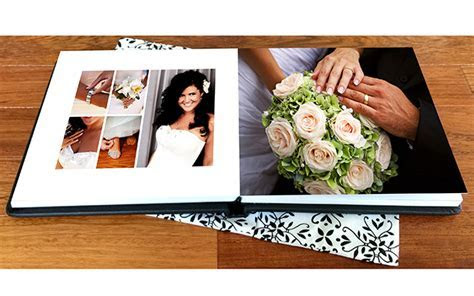 DIY Wedding Photo Albums