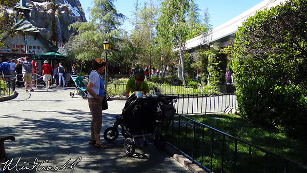 Disneyland, Peter Pan