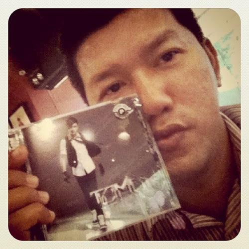 Me & Album Baru @tomok_nb_oiam