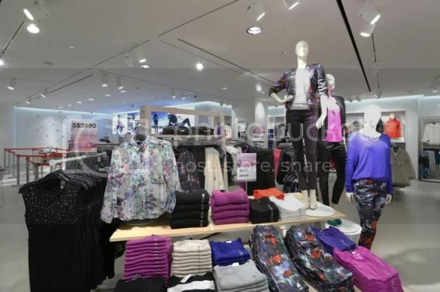 h&m singapore new stores and isabel marant