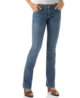 Paper Denim & Cloth Straight-Leg Jean Blue Fusion Wash