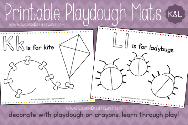 1000+ images about Alphabet Sheets and Playdough Mats on Pinterest ...