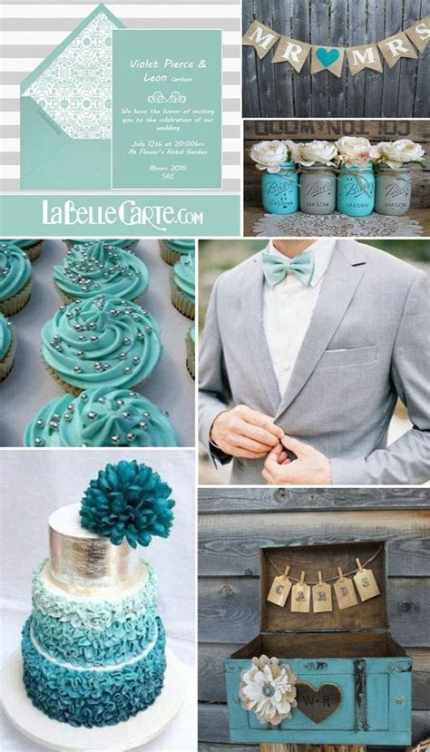 25  best ideas about Turquoise wedding decor on Pinterest