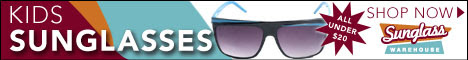 Sunglass Warehouse Kid Sunglasses