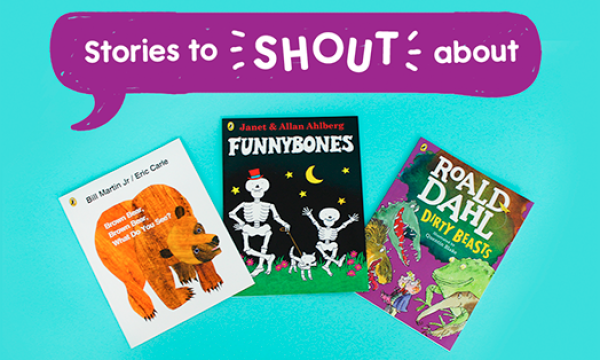 10 books to introduce rhyme and rhythm