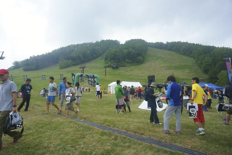 Montrail Togakushi Mountain Trail 2013