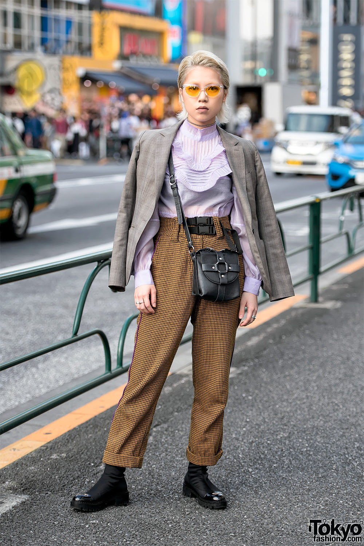 japanese streetwear style w growing pains  jacket draped