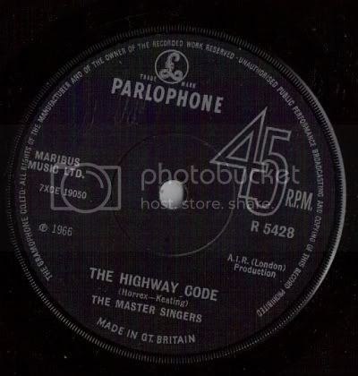 Master Singers - Highway Code