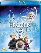 アナと雪の女王 イギリス盤 / Frozen [Blu-ray] [Region Free][Import]