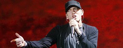 Eminem (Jason DeCrow/AP)