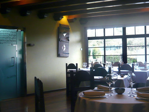 Restaurante Acio Comedor