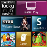 Lucky Club Casino Players Earn Double Comp Points Trying New Instant-play Nuworks Games