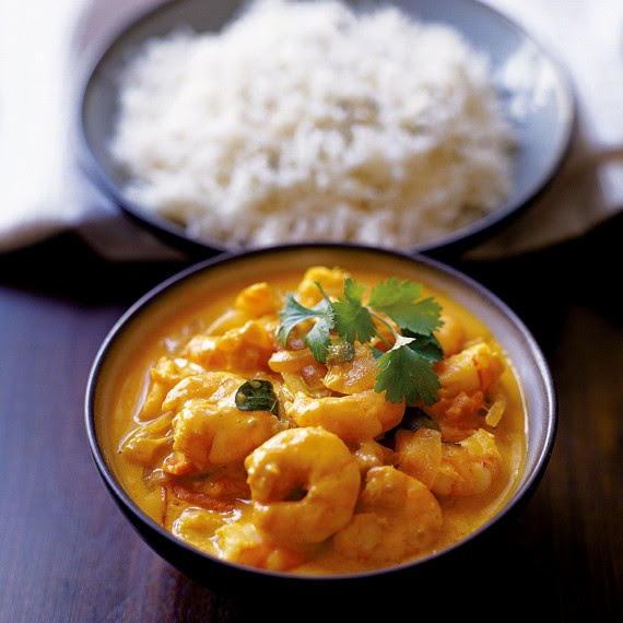 Malabar Prawn Curry  Woman And Home