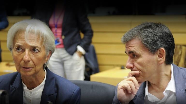 """Τα 21 """"ναι"""" της Αθήνας στο ΔΝΤ"""