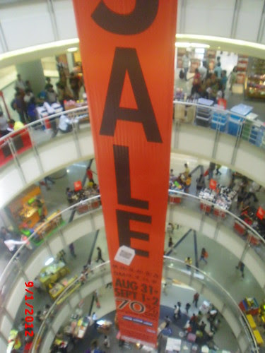 SM City Manila 3 Day Sale KNT 4