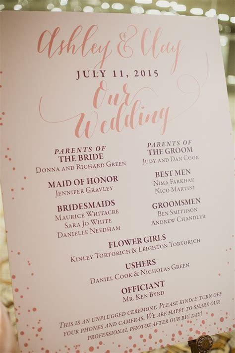 25  best ideas about Wedding programs on Pinterest