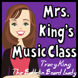 Mrs. King's Music Classroom