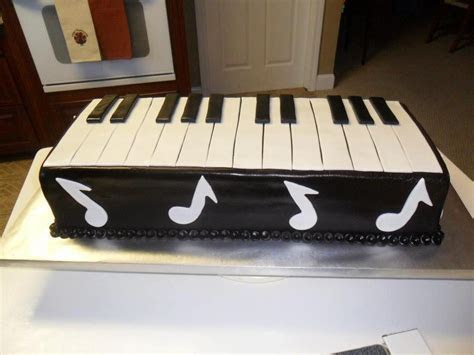Piano/Keyboard Groom's Cake   Groom's Cakes in 2019