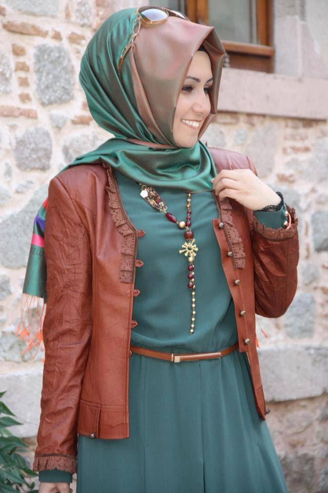 outfittrends: Hijab Winter Style -14 Stylish Winter Hijab ...