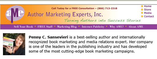 blogs self-publishers penny sansevieri