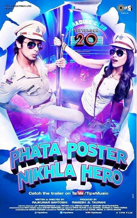 Phata Poster Nikla Hero Songs
