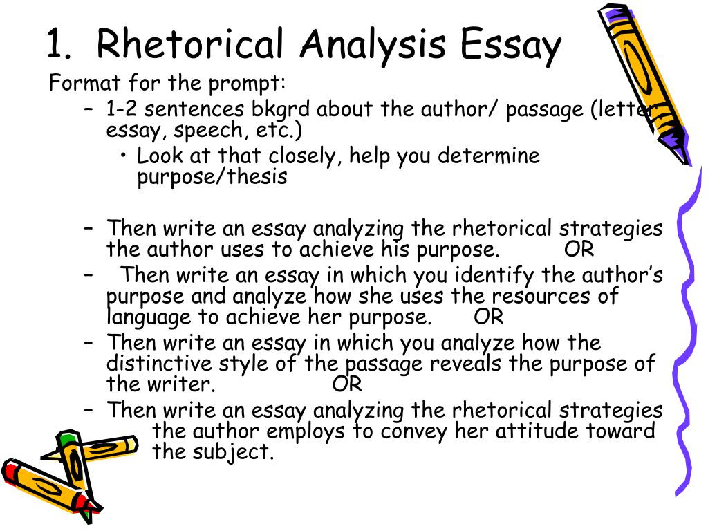 how to make a thesis statement for a rhetorical analysis essay