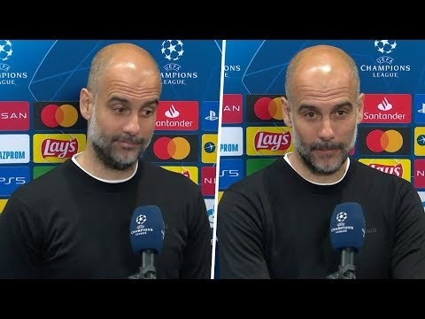 """""""Scoring two goals away from home is so important."""" Guardiola pleased with second-half turnaround"""