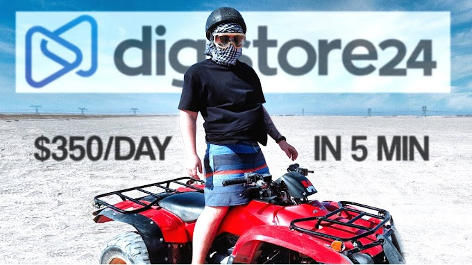 DIGISTORE24 Affiliate Marketing For BEGINNERS in 2021 [FREE $350/Day STRATEGY]