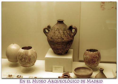 museo arqueológico de Madrid