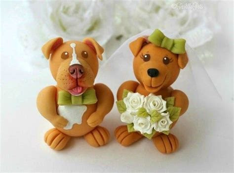 17 Best ideas about Dog Cake Topper on Pinterest   Fondant
