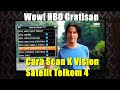 Frekuensi K vision di Telkom 4 terbaru