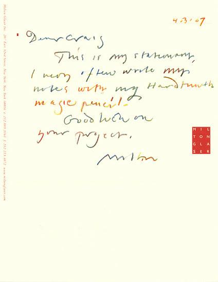 Handwrittenletterproject - 1