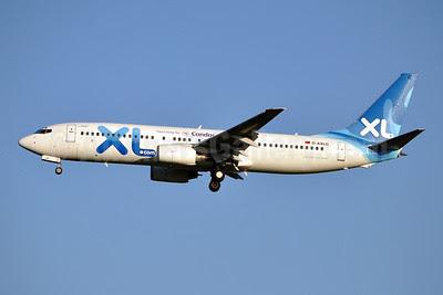 XL Airways (Germany) (XL.com) Boeing 737-8Q8 D-AXLG (msn 28226) (Operating for Condor) BRU (Karl Cornil). Image: 908112.