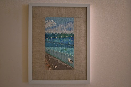 Sea Dreams Framed