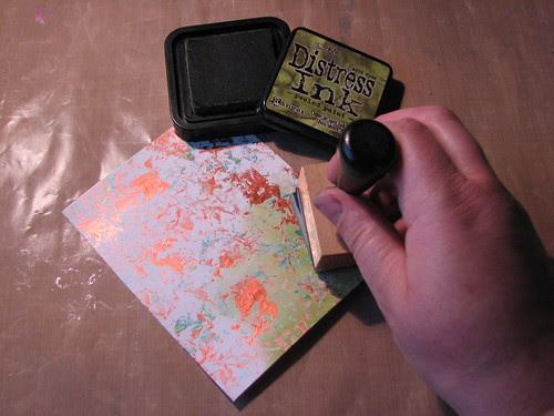 Lumiere Paint Resist 009