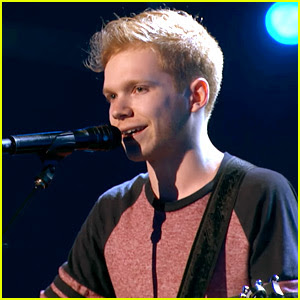 Chase Goehring Sings Original Song, Gets Golden Buzzer on 'America's Got Talent' (Video)