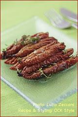 Veg - Oven Dried San Marzano Tomatoes