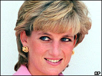 Díana prinsessa af Wales (1961-1997)