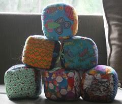 Stuffed blocks