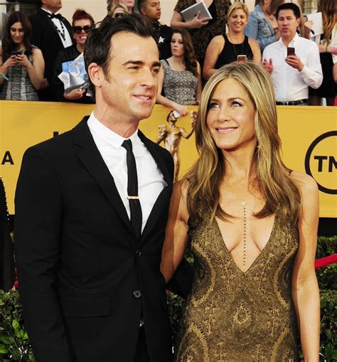 Jennifer Aniston and Justin Theroux Are Married!   Life