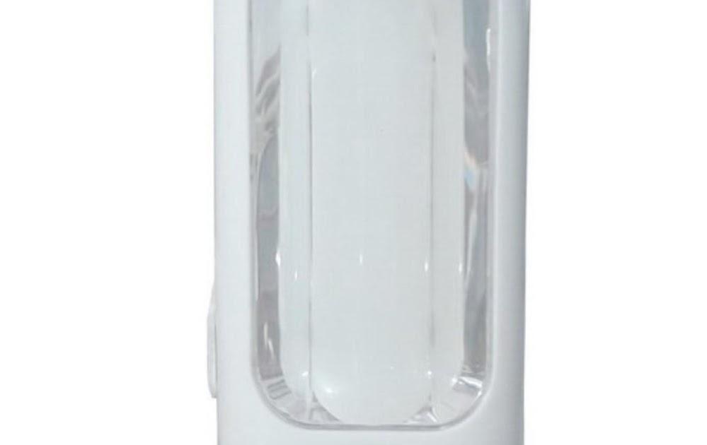 MURAH Surya Lampu Emergency SYT L101 Light LED 10 SMD + Senter Super LED 1W Rechargeable